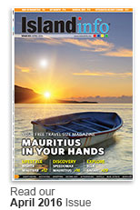 Mauritius Online Magazine April 2016 Issue