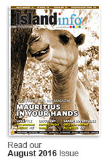 Mauritius Online Magazine August 2016 Issue