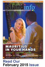 Mauritius Online Magazine February 2015 Issue