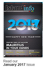 Mauritius Online Magazine January 2017 Issue