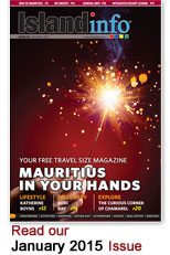 Mauritius Online Magazine January 2015 Issue