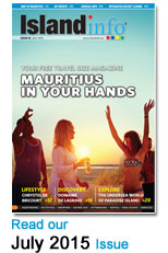 Mauritius Online Magazine July 2015 Issue