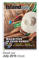 Mauritius Online Magazine July 2016 Issue