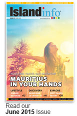 Mauritius Online Magazine June 2015 Issue