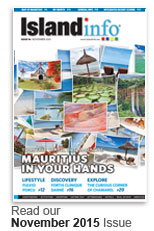 Mauritius Online Magazine November 2015 Issue