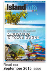 Mauritius Online Magazine September 2015 Issue