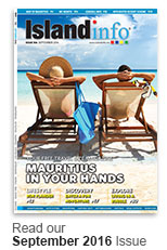 Mauritius Online Magazine September 2016 Issue