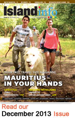 Mauritius Online Magazine December 2013 Issue
