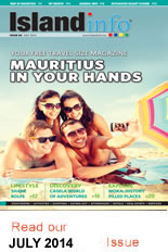 Mauritius Online Magazine July 2014 Issue